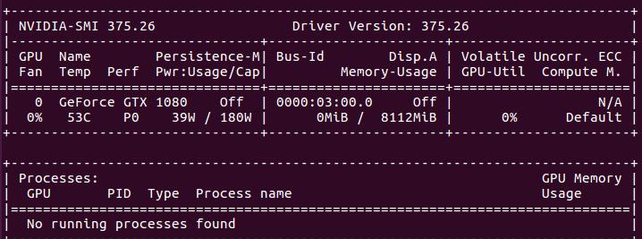 Install GPU TensorFlow from Source on Ubuntu Server 16 04