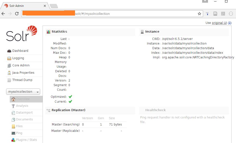 Install Apache Solr 6 on Ubuntu 16 04 – Deep Learning Garden