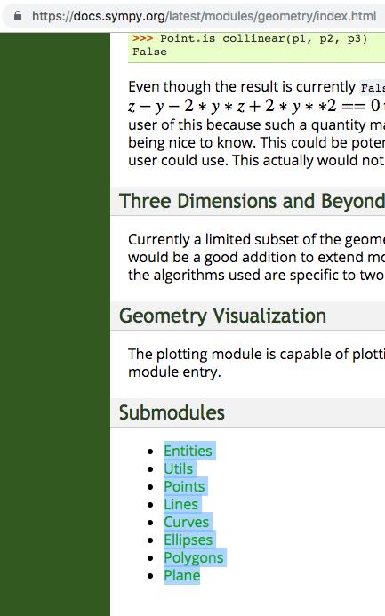 Geometric Transform Python